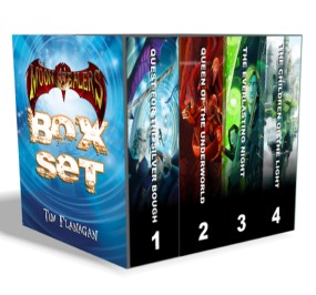 Kindle Box Set (Books 1-4)