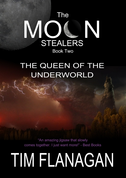 Moon Stealer Cover Book 2