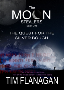 Moonstealers Cover Book 1 - Second Ed