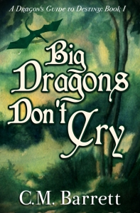 BIG DRAGONS DON'T CRY - 600 x 900
