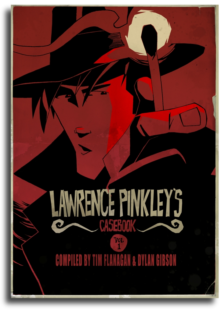 Lawrence Pinkley's Casebook Vol 1