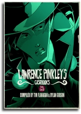 Lawrence Pinkley's Casebooks Vol 1+2