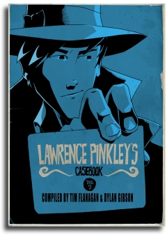 Lawrence Pinkley's Casebook Vol 2