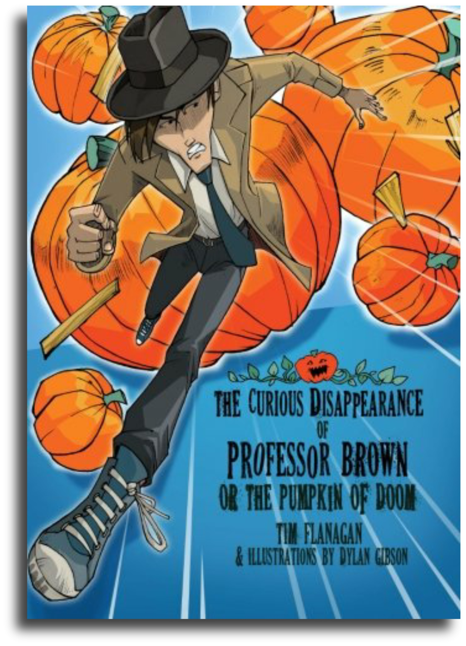 The Curious Disappearance of Professor Brown