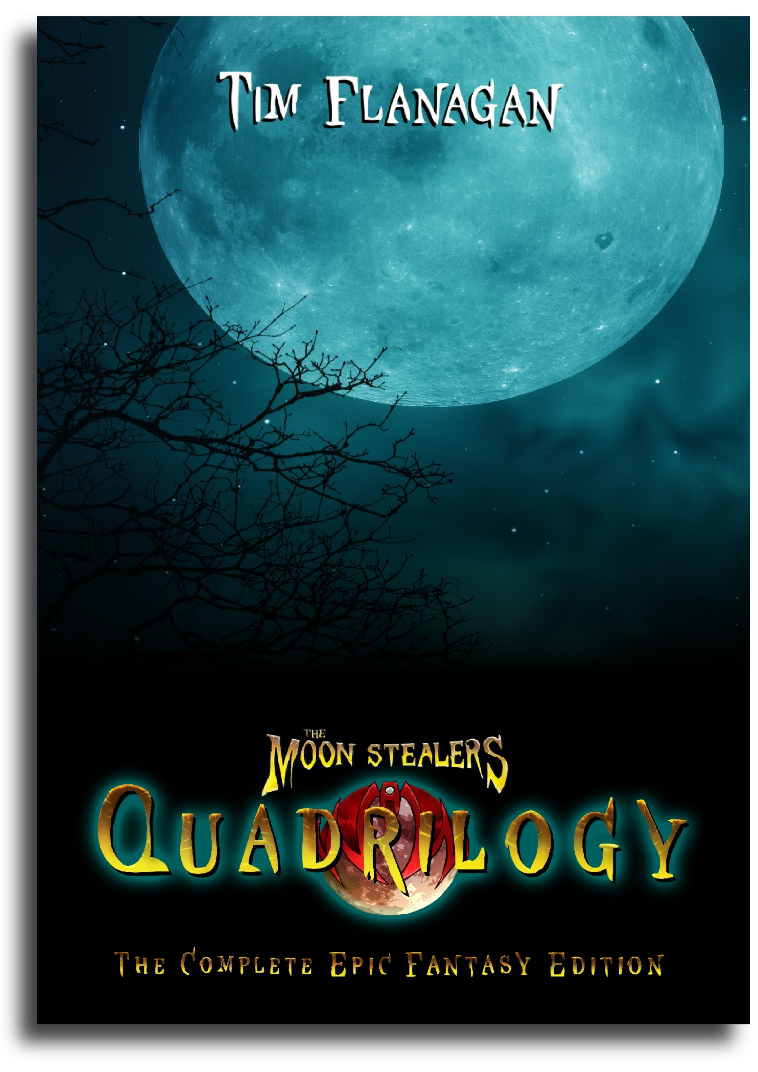 The Moon Stealers Quadrilogy