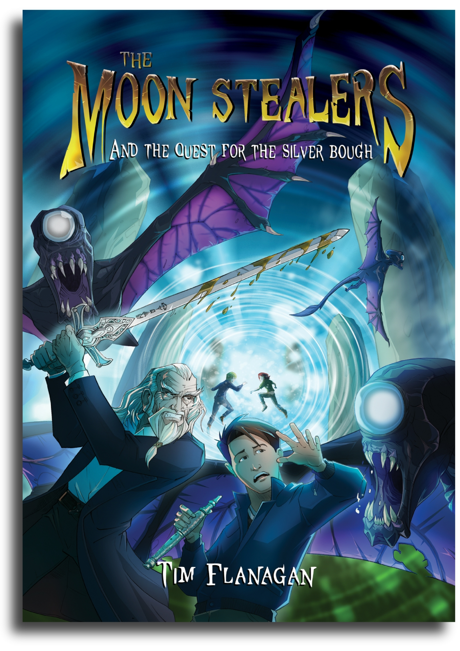 The Quest for the Silver Bough (The Moon Stealers Book 1)