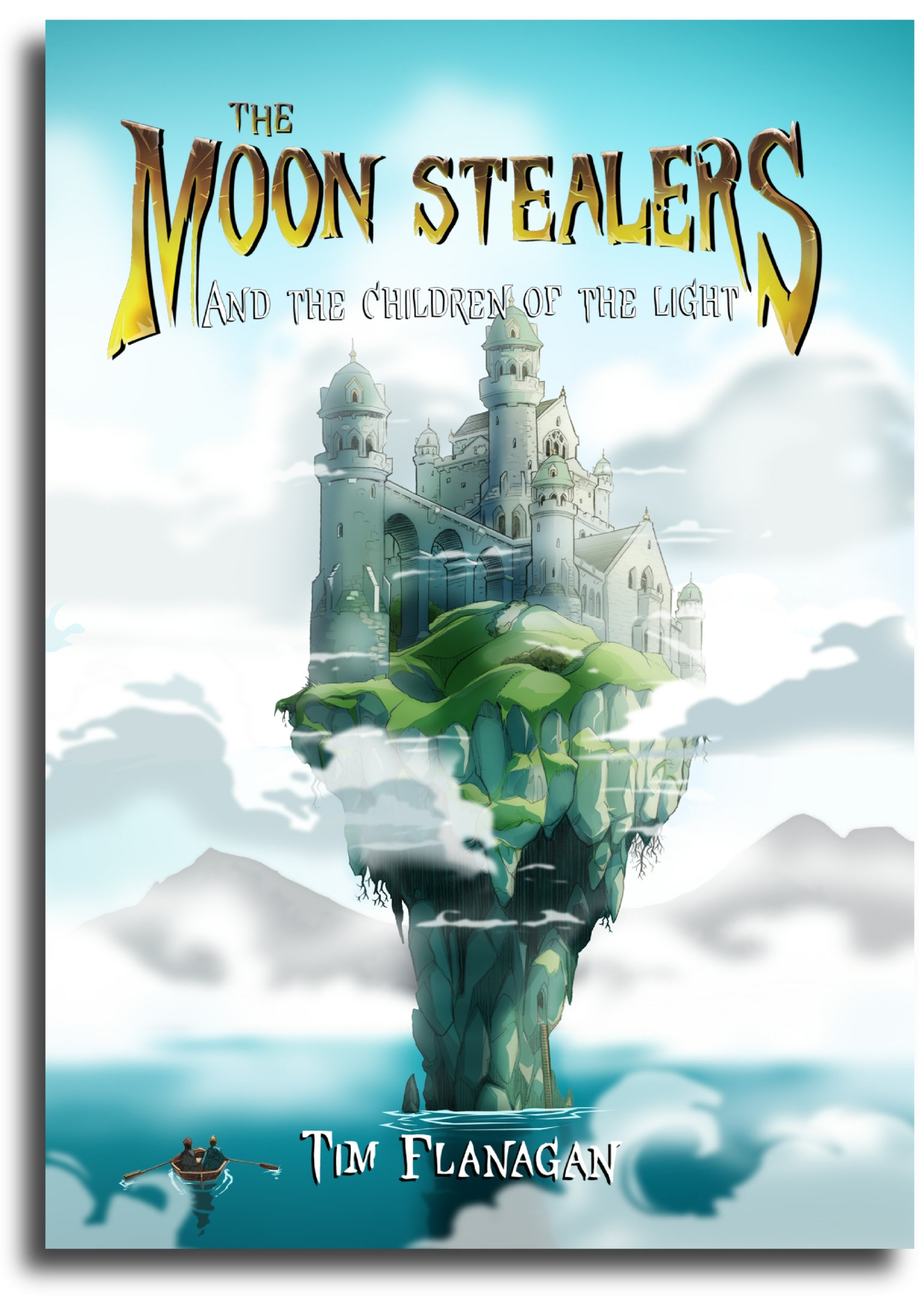 The Children of the Light (The Moon Stealers Book 4)