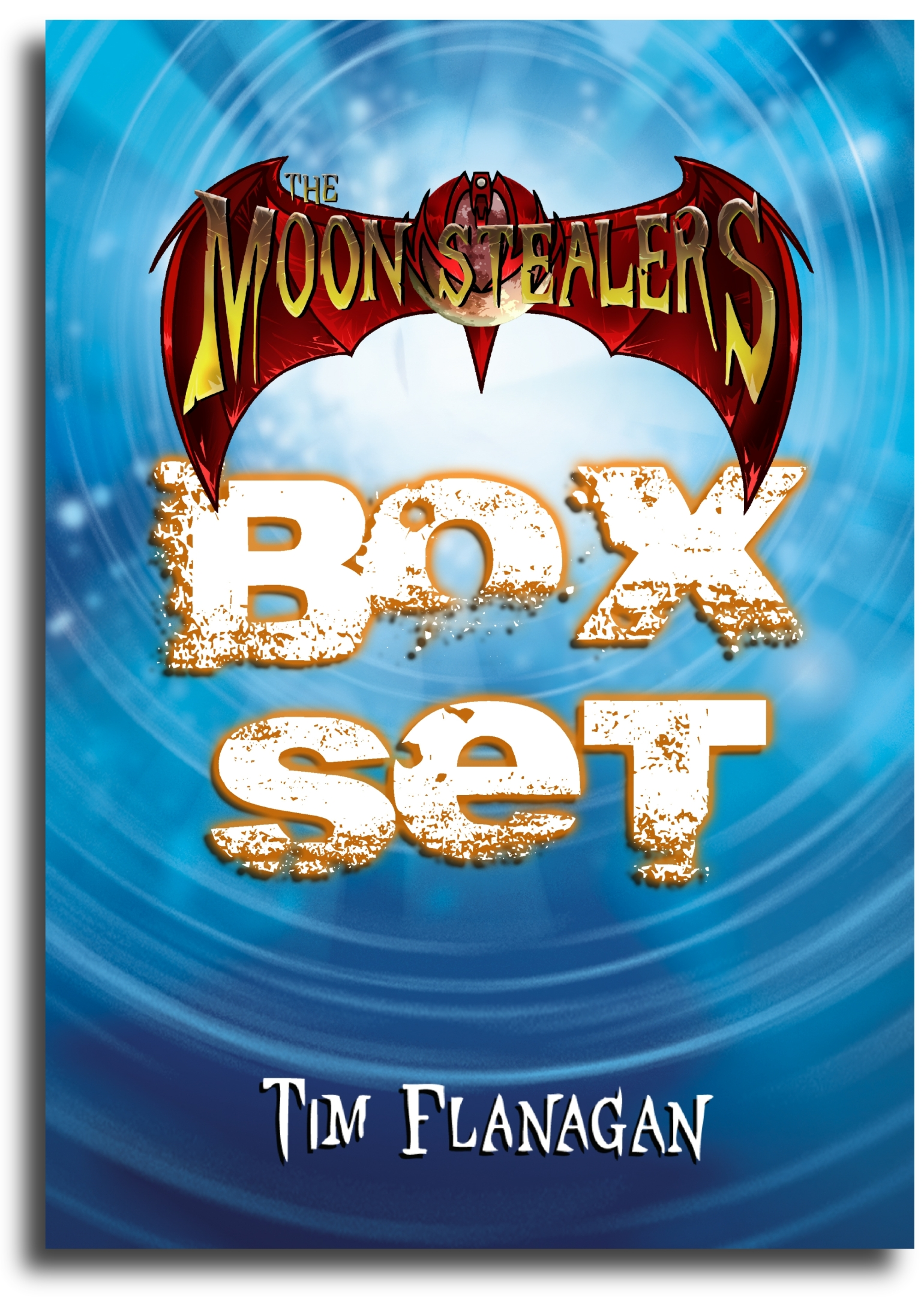The Moon Stealers Kindle Box Set