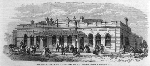 Farringdon_station,_1866