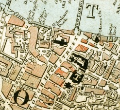 Guy's and St. Thomas' Hospitals c.1833
