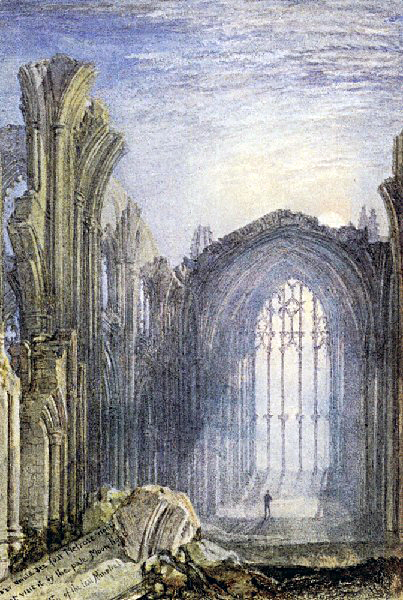 Turner-Melrose-Abbey
