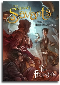 Book Cover - New Savants1