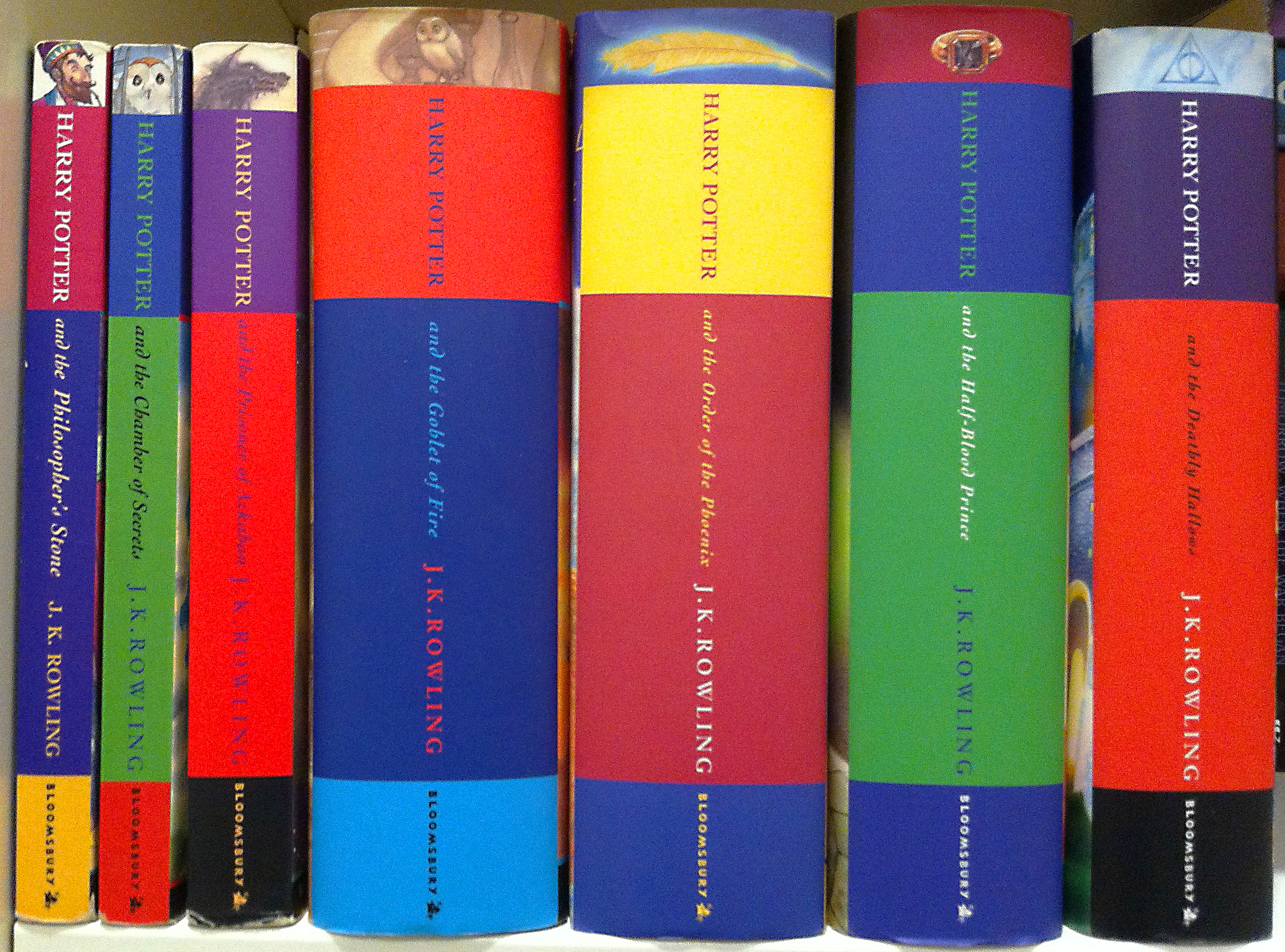 Harry Potter Book Word Count : Harry potter facts tim flanagan