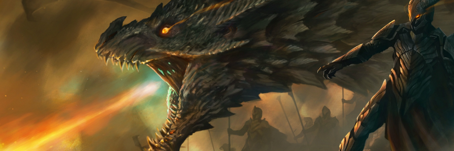 Dragons – Their Symbolism and Meaning in Popular Culture